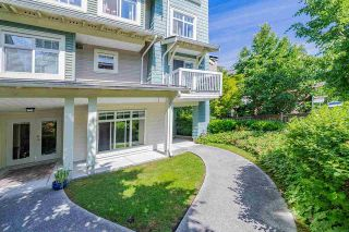 """Photo 6: 25 7428 SOUTHWYNDE Avenue in Burnaby: South Slope Townhouse for sale in """"LEDGESTONE"""" (Burnaby South)  : MLS®# R2590094"""