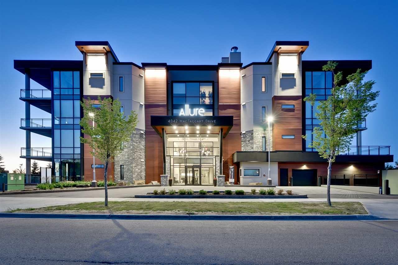 Main Photo: 111 4042 MacTaggart Drive NW in Edmonton: Zone 14 Condo for sale : MLS®# E4197121