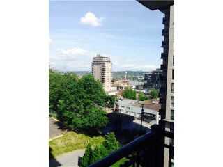 """Photo 2: 605 814 ROYAL Avenue in New Westminster: Downtown NW Condo for sale in """"THE NEWS NORTH"""" : MLS®# V1066613"""