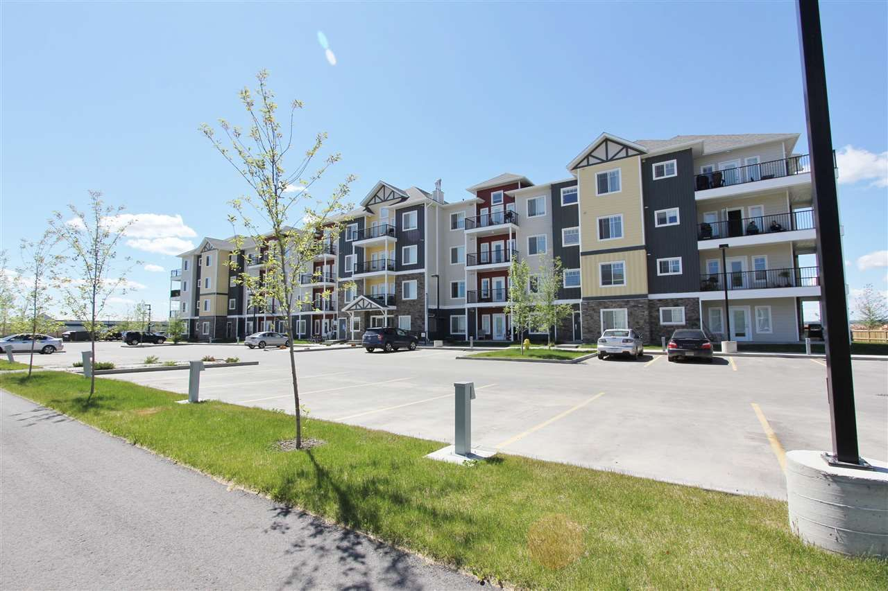 """Main Photo: 208 11205 105 Avenue in Fort St. John: Fort St. John - City NW Condo for sale in """"SIGNATURE POINTE II"""" (Fort St. John (Zone 60))  : MLS®# R2328673"""