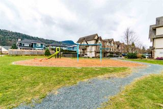"""Photo 29: 49 5556 PEACH Road in Chilliwack: Vedder S Watson-Promontory Townhouse for sale in """"The Gables at Rivers Bend"""" (Sardis)  : MLS®# R2541887"""