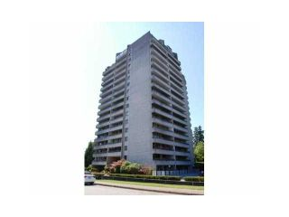 """Photo 1: 603 6595 WILLINGDON Avenue in Burnaby: Metrotown Condo for sale in """"HUNTLEY MANOR"""" (Burnaby South)  : MLS®# V907076"""