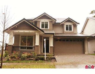 "Photo 1: 14937 61A Avenue in Surrey: Sullivan Station House for sale in ""SULLIVAN PLATEAU"" : MLS®# F2830961"