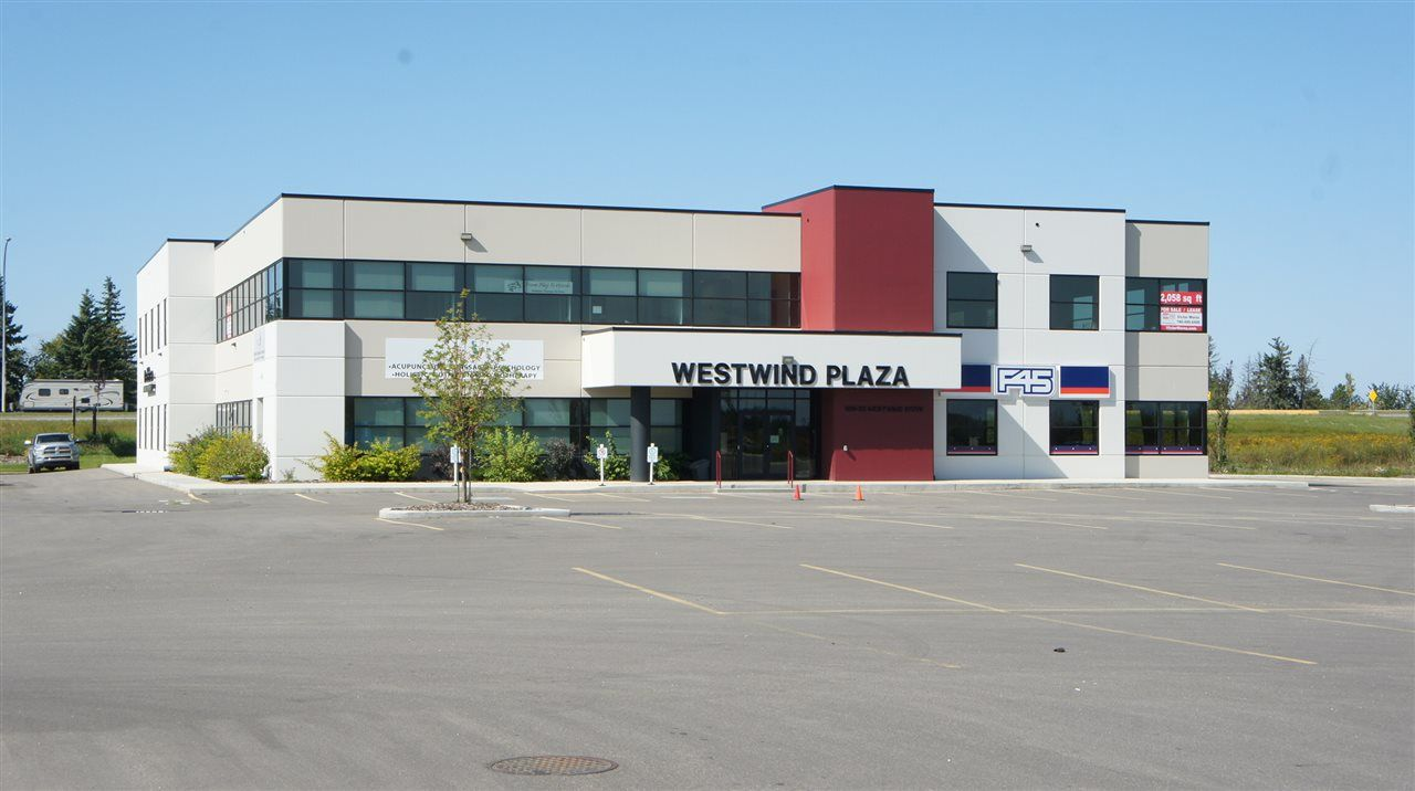 Main Photo: 123 20 WESTWIND Drive: Spruce Grove Office for sale or lease : MLS®# E4212421