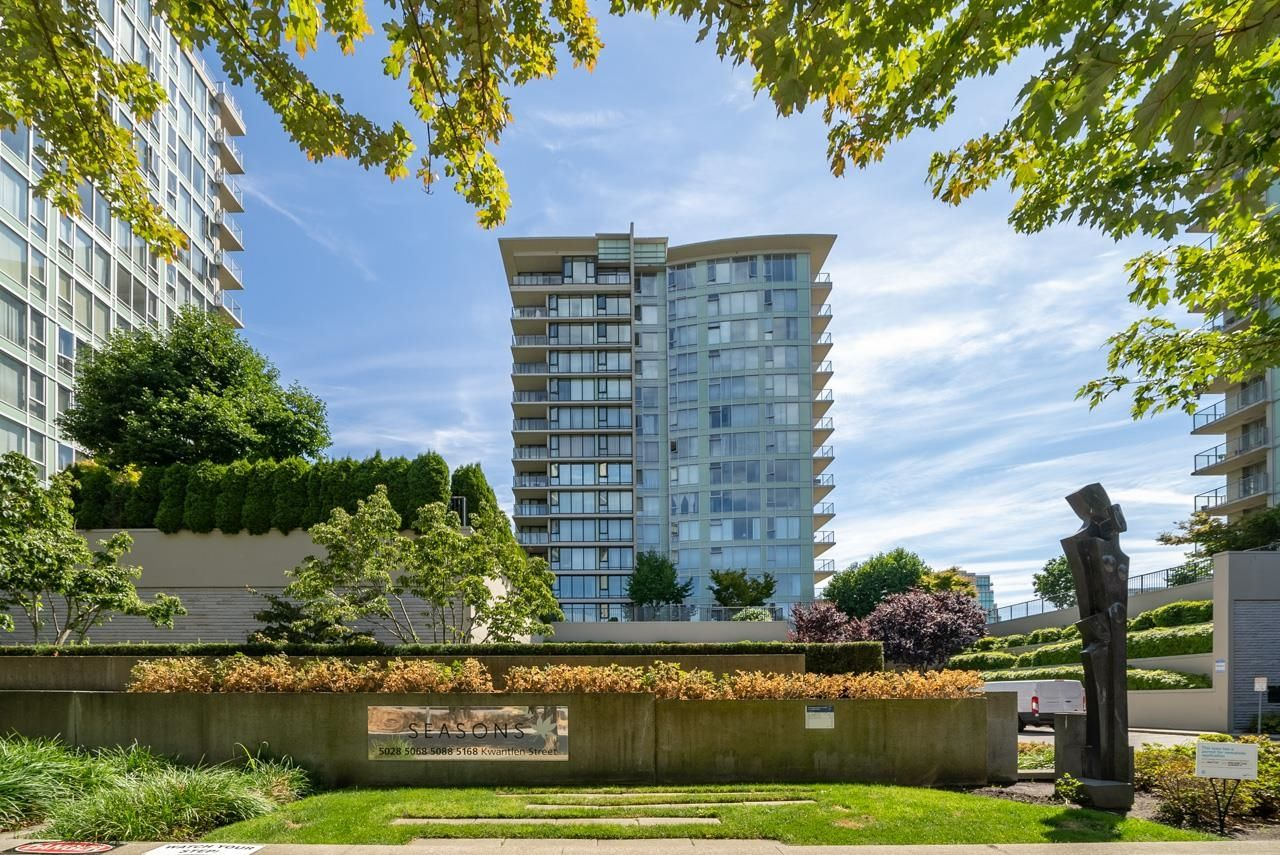 """Main Photo: 1005 5088 KWANTLEN Street in Richmond: Brighouse Condo for sale in """"SEASONS"""" : MLS®# R2613005"""