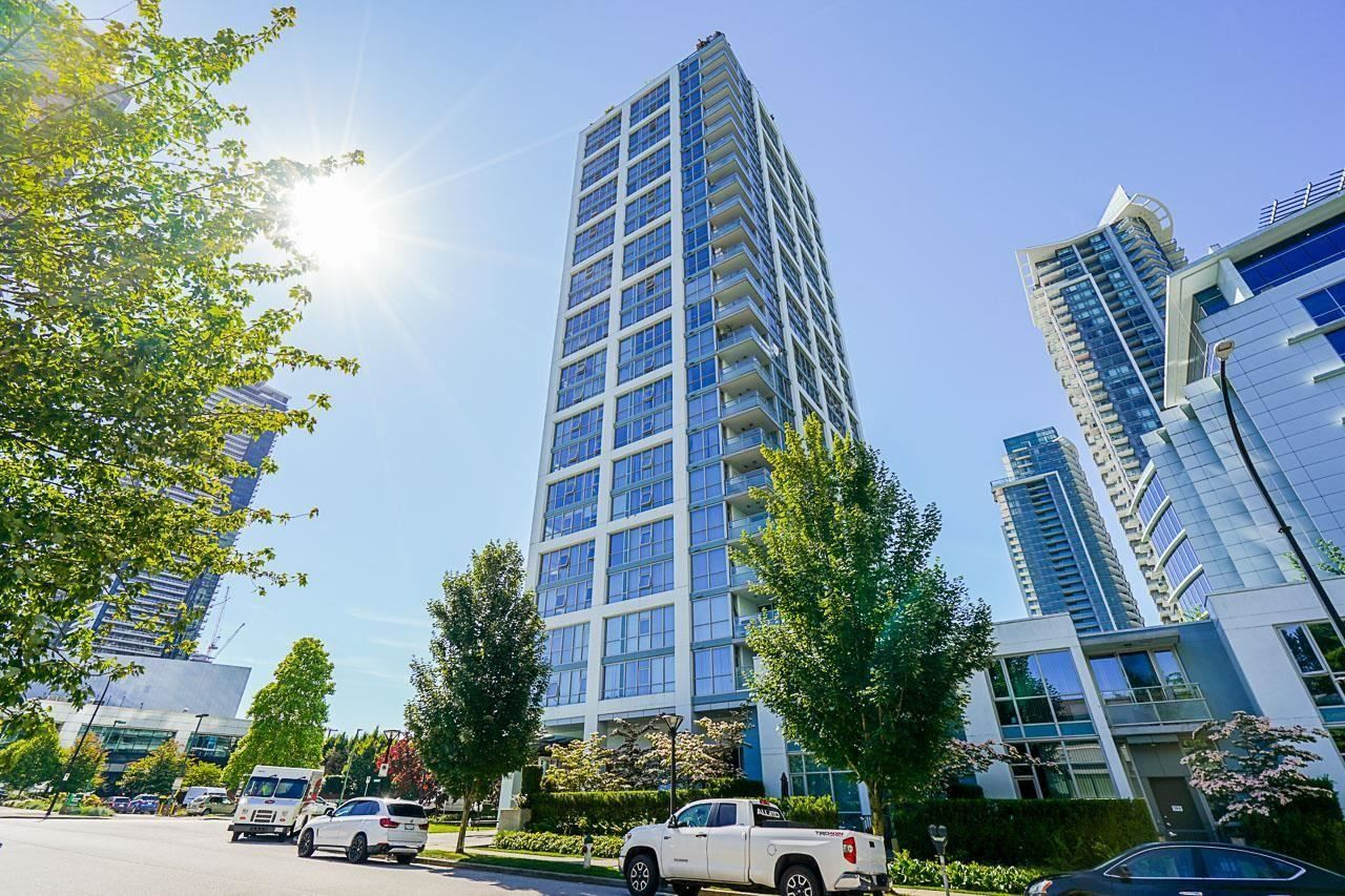 """Main Photo: 1102 4400 BUCHANAN Street in Burnaby: Brentwood Park Condo for sale in """"MOTIF AT CITI"""" (Burnaby North)  : MLS®# R2605054"""