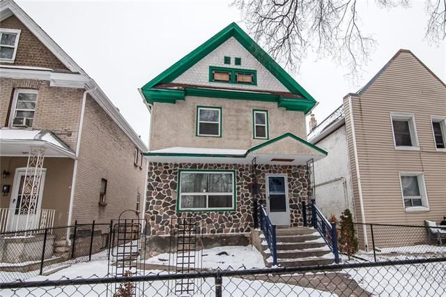 Main Photo: 640 Sherbrook Street in Winnipeg: Residential for sale (5A)  : MLS®# 1831114