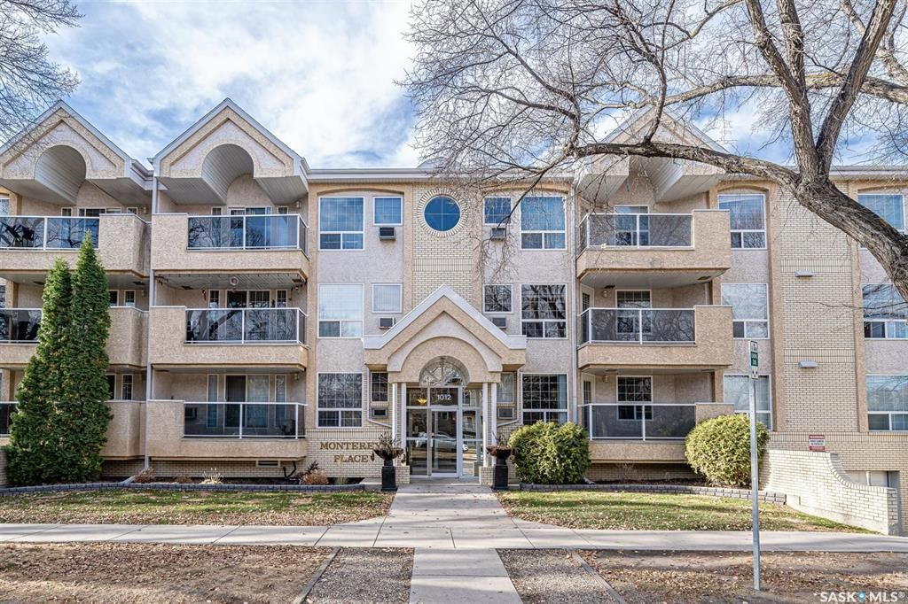 Main Photo: 307 1012 lansdowne Avenue in Saskatoon: Nutana Residential for sale : MLS®# SK854037