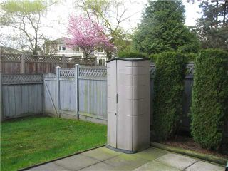 Photo 8: 17 2538 PITT RIVER Road in Port Coquitlam: Mary Hill Townhouse for sale : MLS®# V881869