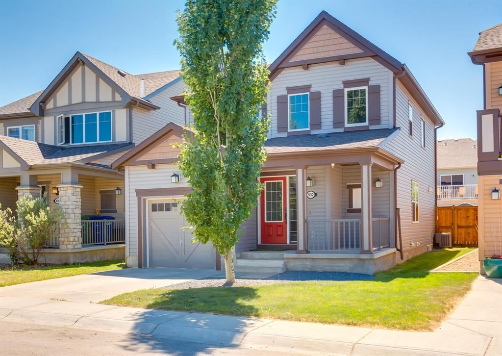 Main Photo: 932 Windhaven Close SW: Airdrie Detached for sale : MLS®# A1125104