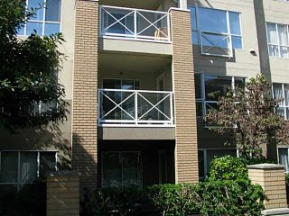 """Photo 2: 215 2559 PARKVIEW Lane in Port Coquitlam: Central Pt Coquitlam Condo for sale in """"THE CRESCENT"""" : MLS®# V1143464"""