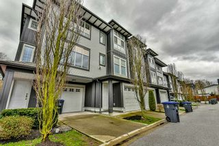 "Photo 1: 110 18777 68A Avenue in Surrey: Clayton Townhouse for sale in ""Compass"" (Cloverdale)  : MLS®# R2148889"