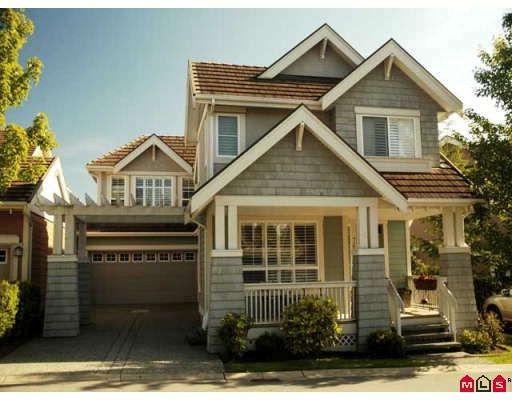"Main Photo: 76 15288 36TH Avenue in Surrey: Morgan Creek Townhouse for sale in ""CAMBRIA"" (South Surrey White Rock)  : MLS®# F2816652"