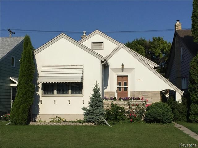 FEATURED LISTING: 759 Garfield Street North Winnipeg