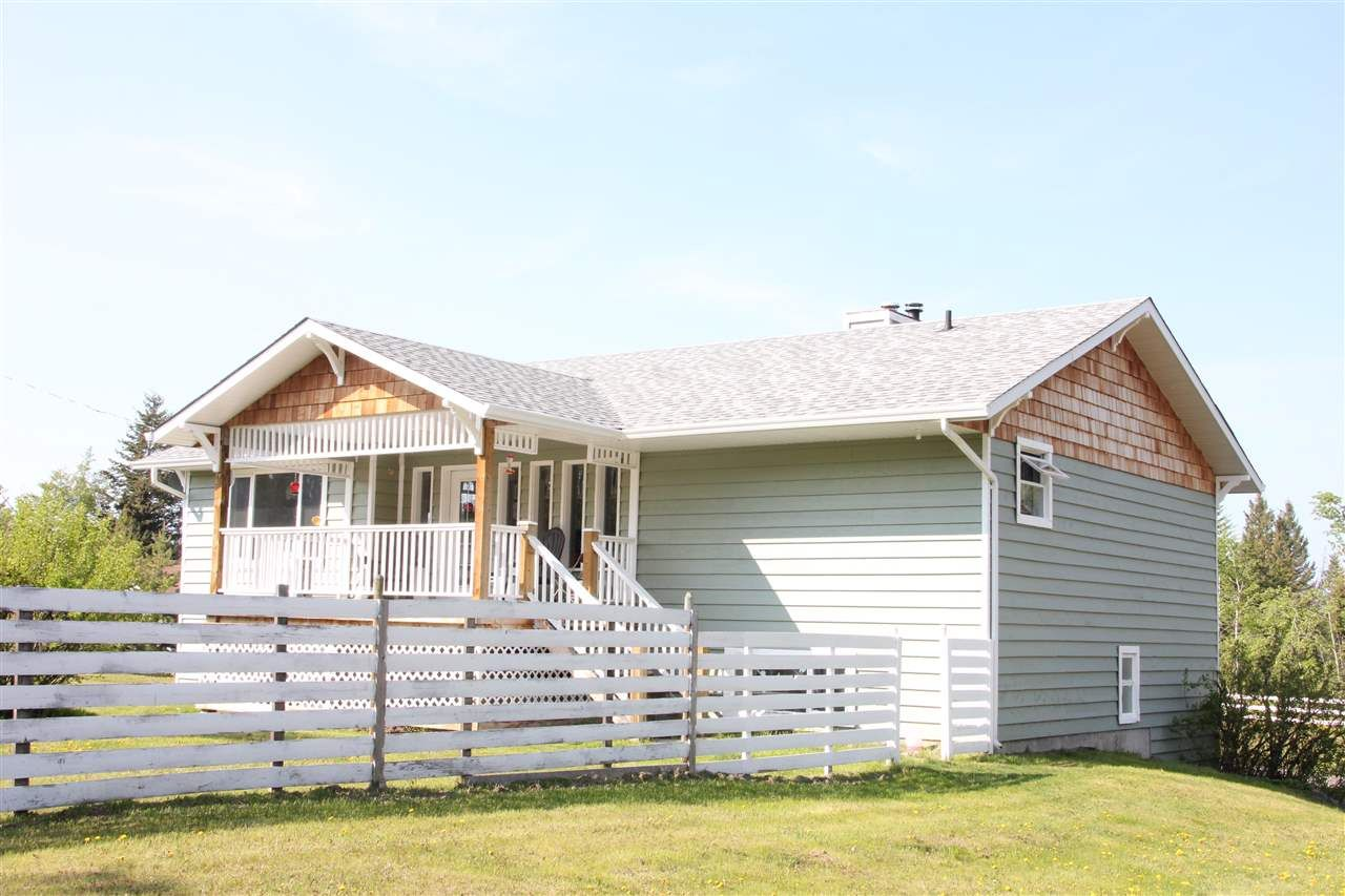 Main Photo: 7462 WATCH LAKE ROAD in Lone Butte: Lone Butte/Green Lk/Watch Lk Residential Detached for sale (100 Mile House (Zone 10))  : MLS®# R2349844