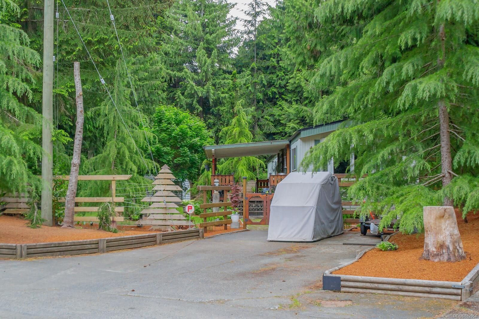 Main Photo: C24 920 Whittaker Rd in : ML Malahat Proper Manufactured Home for sale (Malahat & Area)  : MLS®# 882054