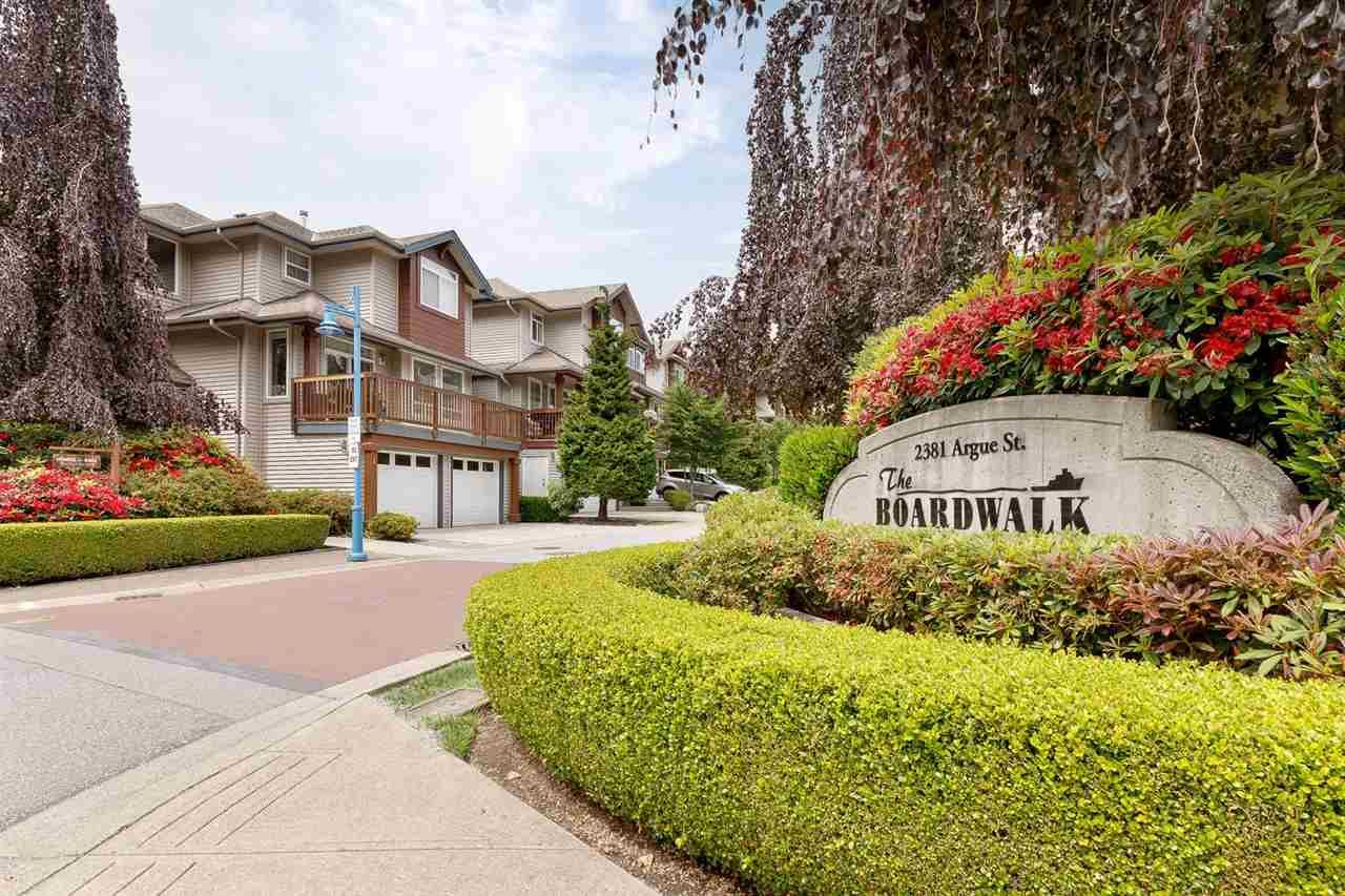 """Main Photo: 5 2381 ARGUE Street in Port Coquitlam: Citadel PQ House for sale in """"BOARDWALK"""" : MLS®# R2588856"""