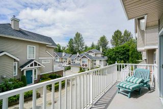 "Photo 21: 16 7488 MULBERRY Place in Burnaby: The Crest Townhouse for sale in ""Sierra Ridge"" (Burnaby East)  : MLS®# R2468404"