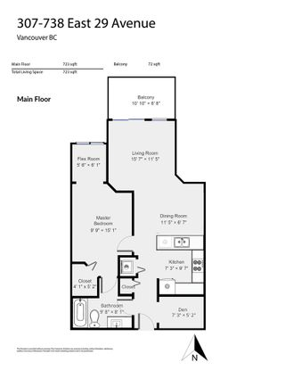"""Photo 30: 307 738 E 29TH Avenue in Vancouver: Fraser VE Condo for sale in """"CENTURY"""" (Vancouver East)  : MLS®# R2482303"""