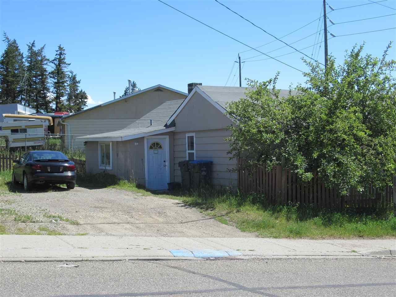 Main Photo: 1198 N MACKENZIE Avenue in Williams Lake: Williams Lake - City House for sale (Williams Lake (Zone 27))  : MLS®# R2384221
