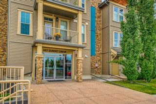 Photo 3: 221 207 Sunset Drive: Cochrane Apartment for sale : MLS®# A1055699