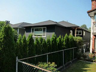 Photo 1: 145 E 38TH Avenue in Vancouver: Main House for sale (Vancouver East)  : MLS®# V1139331