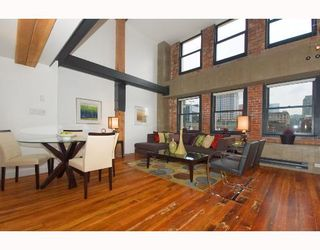 "Photo 2: 503 528 BEATTY Street in Vancouver: Downtown VW Condo for sale in ""BOWMAN LOFTS"" (Vancouver West)  : MLS®# V646760"