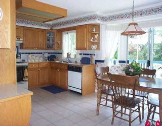 """Photo 6: 9385 159TH ST in Surrey: Fleetwood Tynehead House for sale in """"BEL AIR ESTATES"""" : MLS®# F2520001"""
