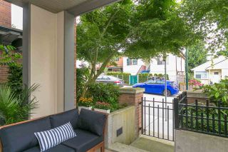 """Photo 15: 108 738 E 29TH Avenue in Vancouver: Fraser VE Condo for sale in """"CENTURY"""" (Vancouver East)  : MLS®# R2194589"""