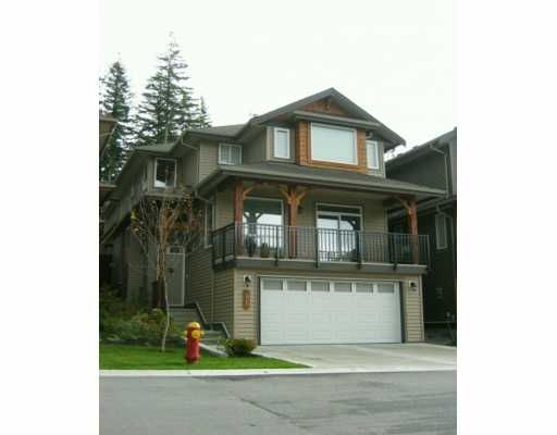 Main Photo: 47 1705 Parkway Blvd in Coquitlam: Westwood Plateau House for sale : MLS®# V620982