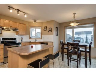 Photo 4: 1718 THORBURN Drive SE: Airdrie House for sale : MLS®# C4096360