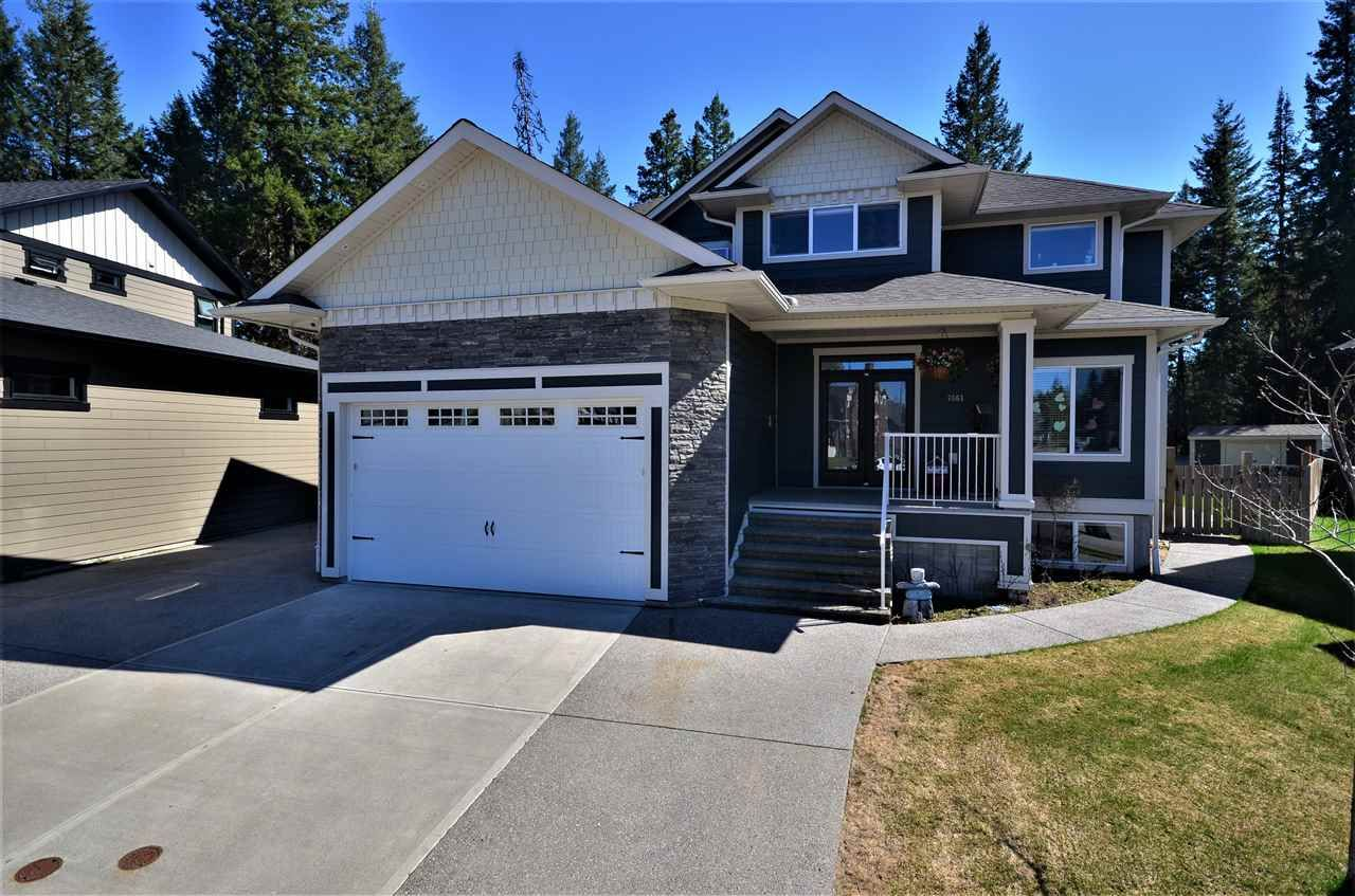 """Main Photo: 7661 LOEDEL Crescent in Prince George: Lower College House for sale in """"MALASPINA RIDGE"""" (PG City South (Zone 74))  : MLS®# R2456946"""