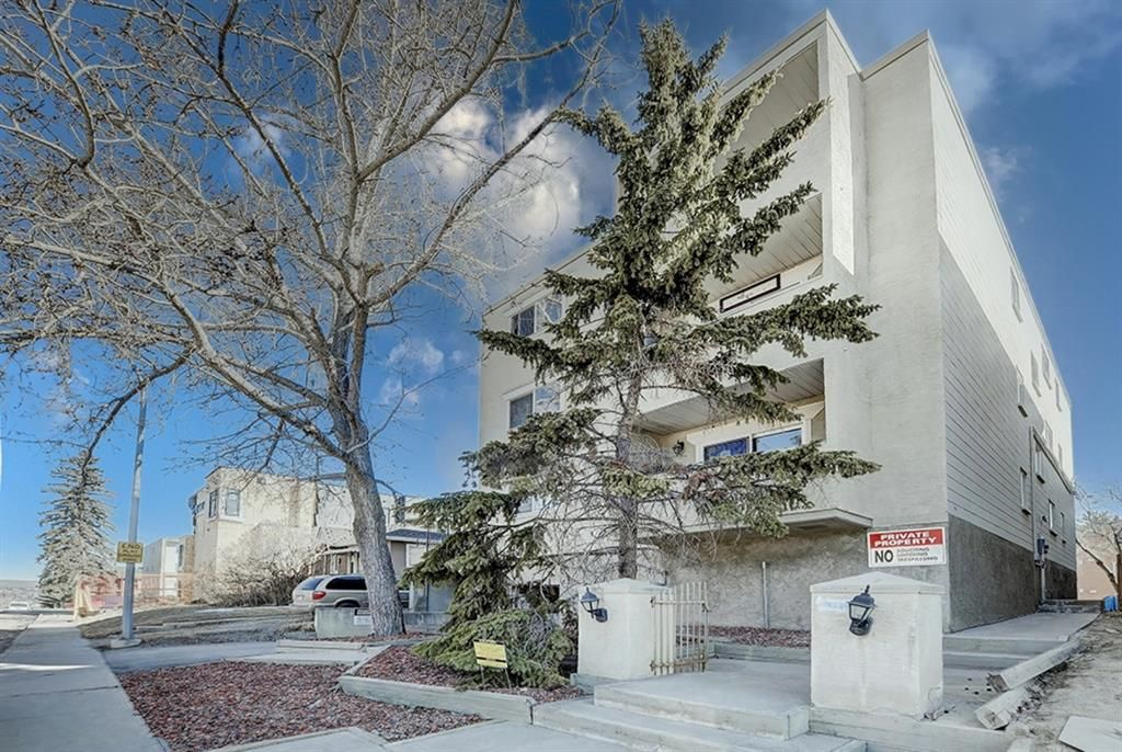Main Photo: 1 2512 15 Street SW in Calgary: Bankview Apartment for sale : MLS®# A1083318