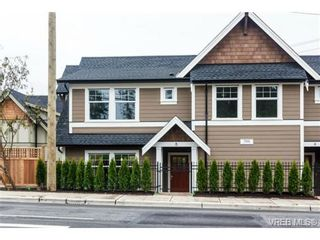 Photo 2: B 7880 Wallace Dr in SAANICHTON: CS Saanichton Half Duplex for sale (Central Saanich)  : MLS®# 686274