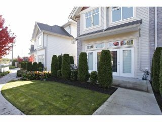 """Photo 20: 2 15454 32ND Avenue in Surrey: Grandview Surrey Townhouse for sale in """"Nuvo"""" (South Surrey White Rock)  : MLS®# F1324116"""