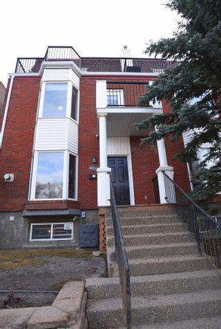 Photo 2: 9211 98 Avenue in Edmonton: Zone 18 Townhouse for sale : MLS®# E4237300