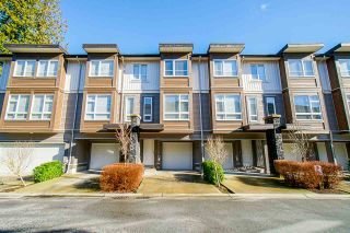 """Photo 1: 27 5888 144 Street in Surrey: Sullivan Station Townhouse for sale in """"One 44"""" : MLS®# R2536039"""