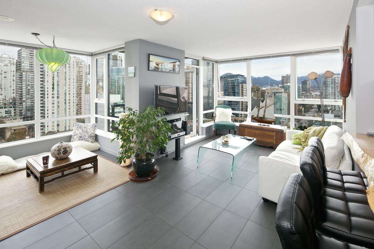 Main Photo: 2508 928 BEATTY STREET in Vancouver: Yaletown Condo for sale (Vancouver West)  : MLS®# R2047968