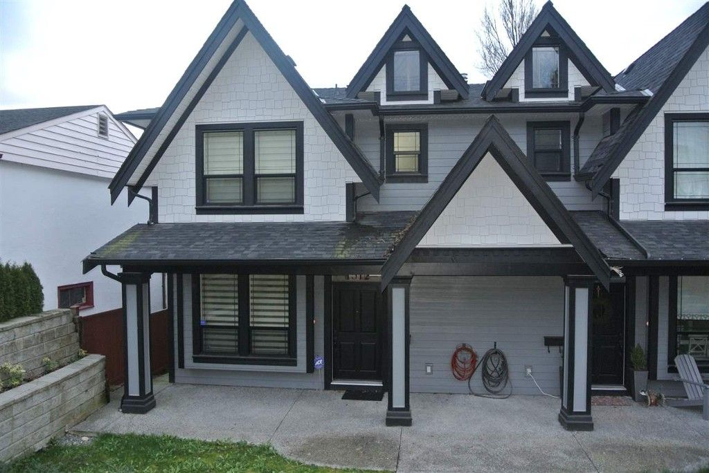 Main Photo: 1512 sixth Avenue in New Westminster: Uptown NW Duplex for sale : MLS®# r2047778