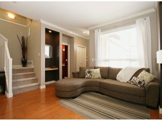 """Photo 4: 6 15168 66A Avenue in Surrey: East Newton Townhouse for sale in """"Porter's Cove"""" : MLS®# F1428816"""