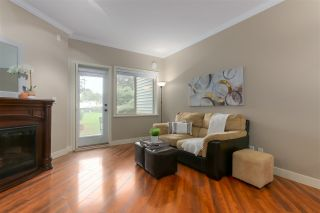 "Photo 1: 116 11935 BURNETT Street in Maple Ridge: East Central Condo for sale in ""KENSINGTON PARK"" : MLS®# R2386385"