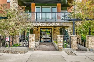Photo 24: 306 836 Royal Avenue SW in Calgary: Lower Mount Royal Apartment for sale : MLS®# A1091198