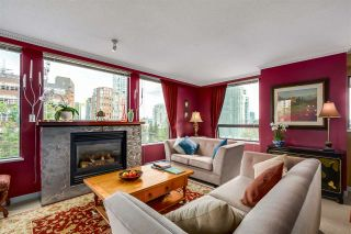 """Photo 3: 601 1003 PACIFIC Street in Vancouver: West End VW Condo for sale in """"Seastar"""" (Vancouver West)  : MLS®# R2008966"""