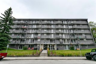 Main Photo: 604 1027 Cameron Avenue SW in Calgary: Lower Mount Royal Apartment for sale : MLS®# A1112107