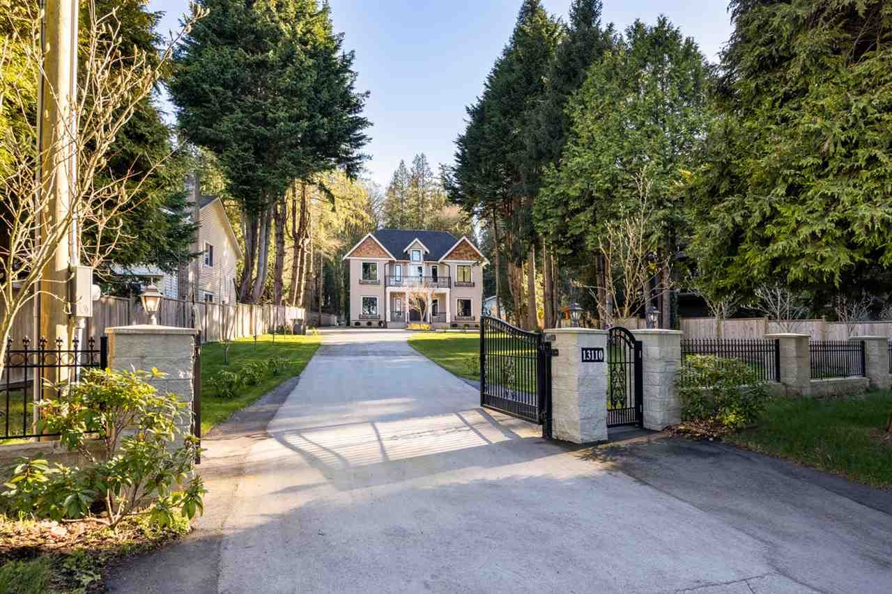 """Main Photo: 13110 CRESCENT Road in Surrey: Crescent Bch Ocean Pk. House for sale in """"Crescent Road"""" (South Surrey White Rock)  : MLS®# R2553259"""