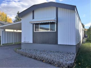 Photo 1: 207 3223 83 Street NW in Calgary: Greenwood/Greenbriar Mobile for sale : MLS®# A1150288