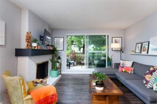"Main Photo: 107 4926 48 Avenue in Delta: Ladner Elementary Condo for sale in ""LADNER PLACE"" (Ladner)  : MLS®# R2490083"