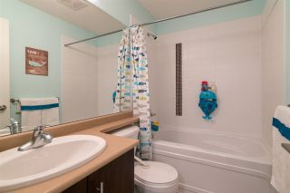 """Photo 16: 62 7088 191 Street in Surrey: Clayton Townhouse for sale in """"Montana"""" (Cloverdale)  : MLS®# R2232649"""