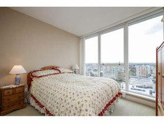 """Photo 16: 1304 1483 W 7TH Avenue in Vancouver: Fairview VW Condo for sale in """"VERONA OF PORTICO"""" (Vancouver West)  : MLS®# V1090142"""