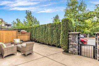 """Photo 34: 3 22865 TELOSKY Avenue in Maple Ridge: East Central Townhouse for sale in """"WINDSONG"""" : MLS®# R2604389"""